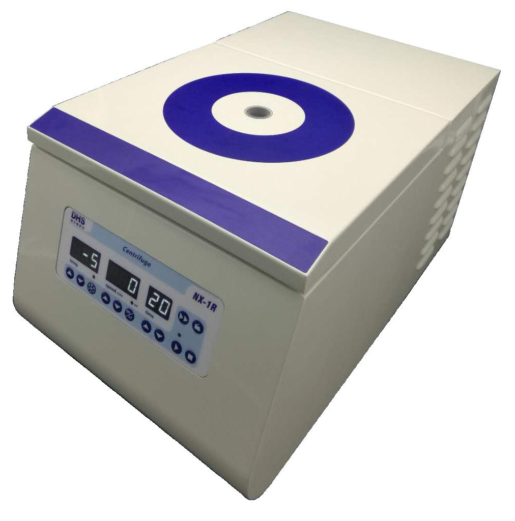 NX-1R  超静音高速冷冻离心机