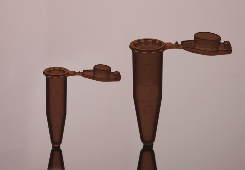 NEST 0.6mL棕色微量离心管(605401)