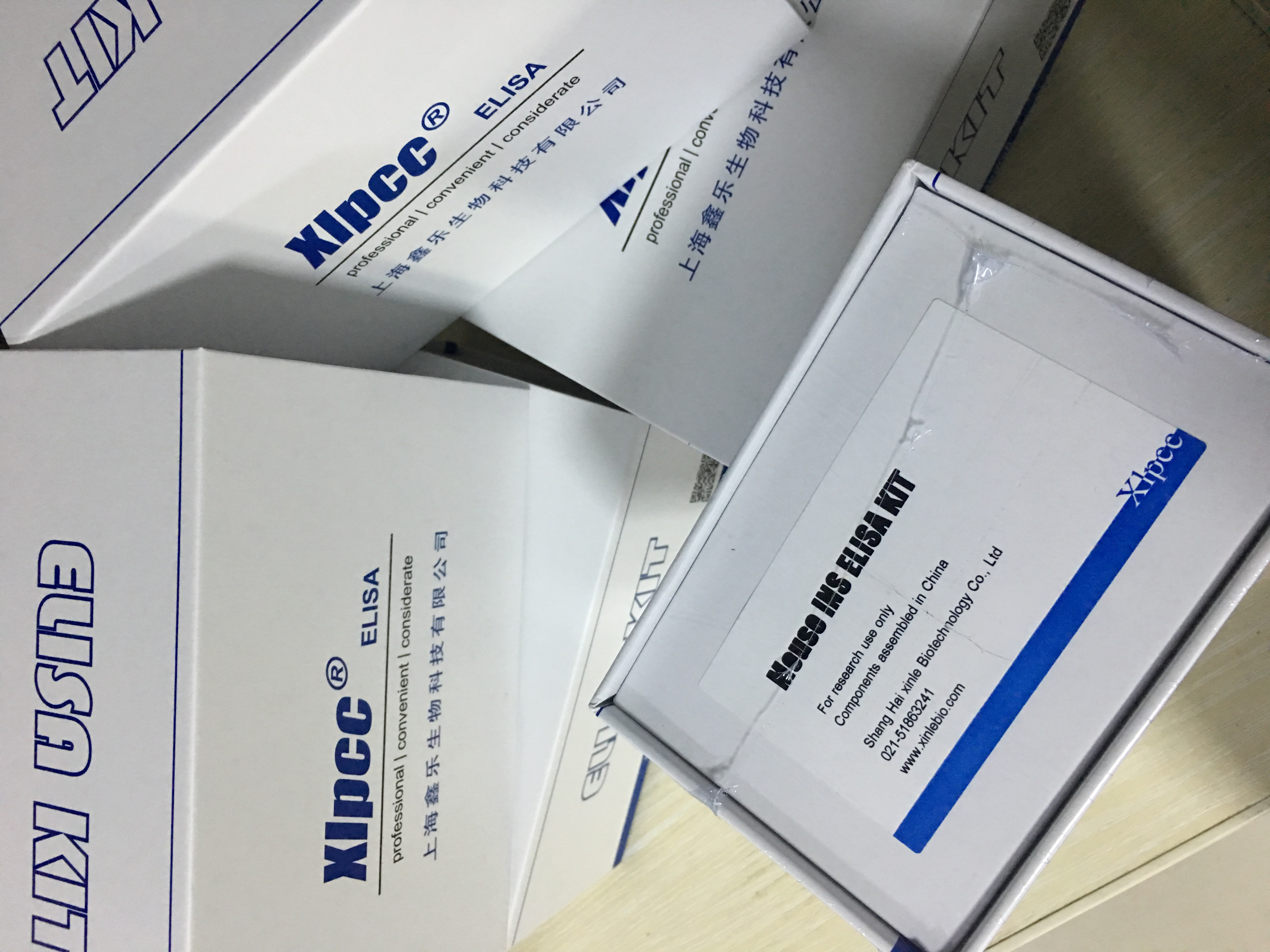 小鼠促黄体生成激素 (LH)ELISA试剂盒