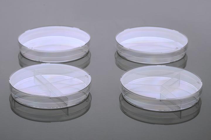 90mm 细菌培养皿,双层袋装(752002)