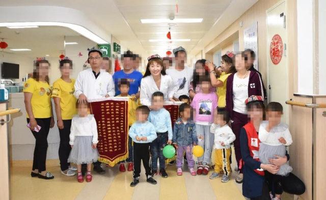 200 余名新疆先心病儿童,在锡获免费救治