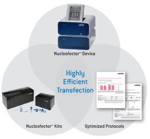 lonza 4D-Nucleofector 细胞核转染系统 核转仪 lonza中国一级代理商北京泽平