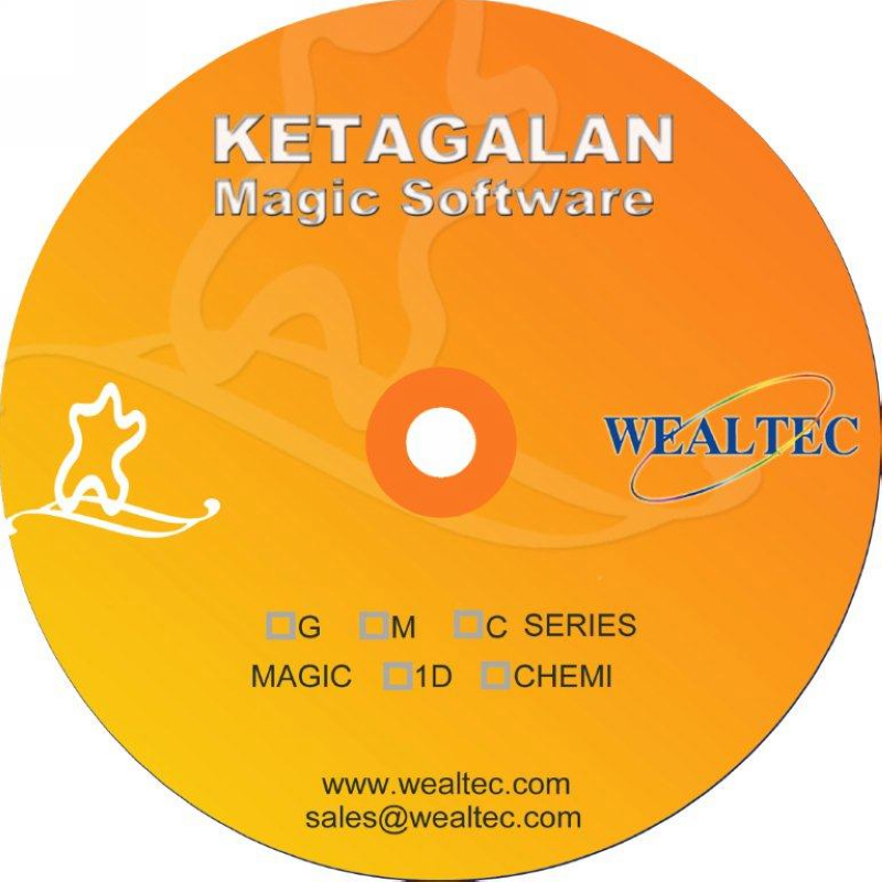 Magic Chemi 全自动凝胶成像分析软件