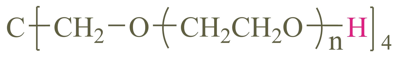 四臂聚乙二醇(4-arm PEG-OH)