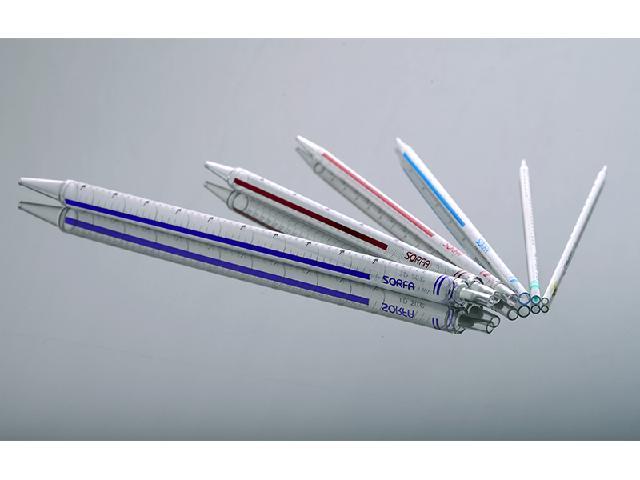 10ml 移液管,带色标,独立包装