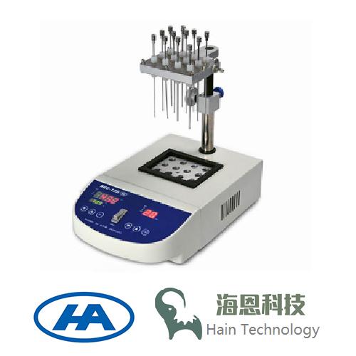 12孔干式氮吹仪 HGC-12D(喷塑壳)