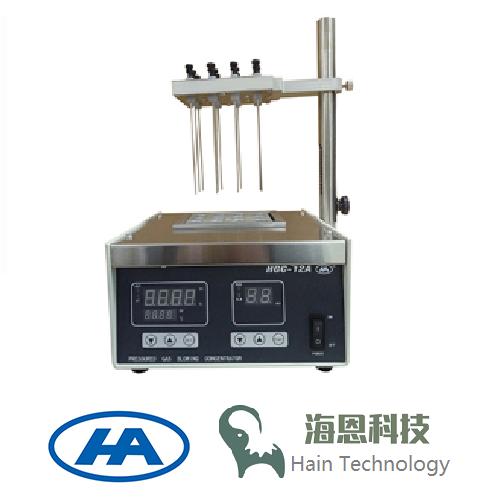 氮吹仪  24孔干式加热 HGC-24A