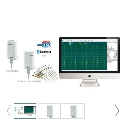 十二导PC心电图