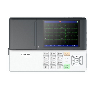 ZQ-1203G三道(彩屏)心电图机