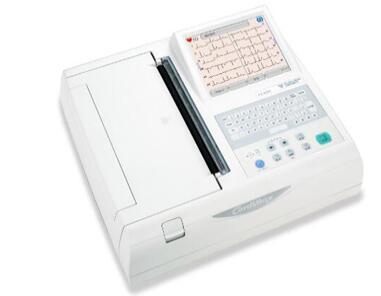 日本福田 十二道自动分析心电图机 FX-8322