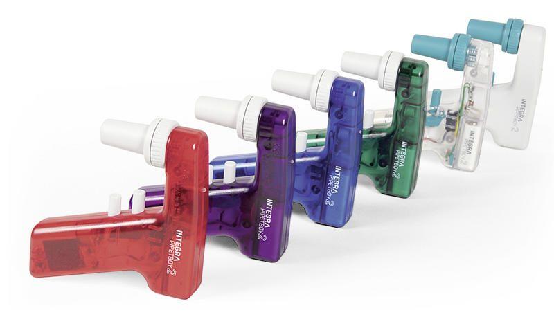 INTEGRA   PIPETBOY acu 2  电动吸液器 电动吸液器