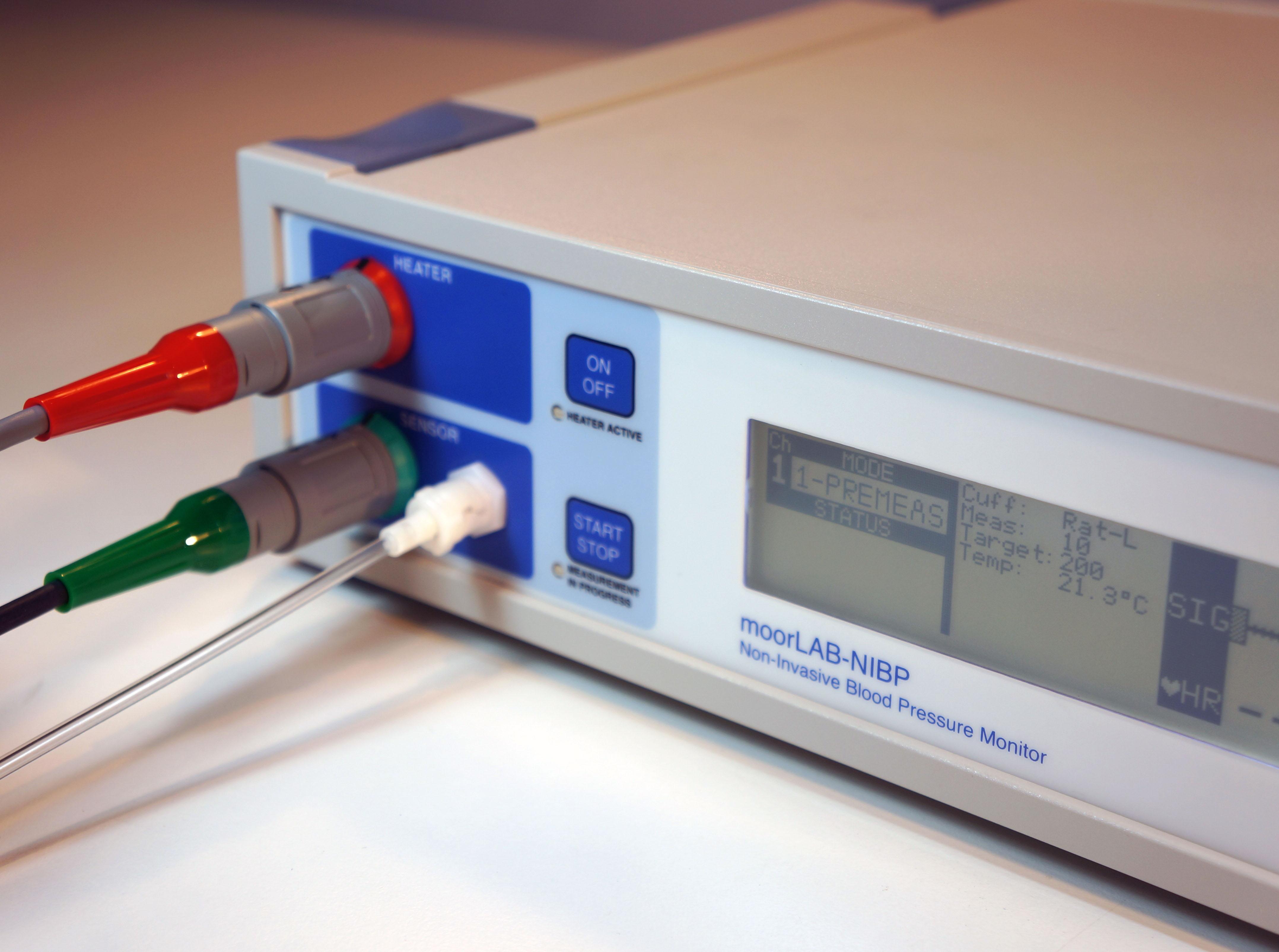 动物无创血压测量系统