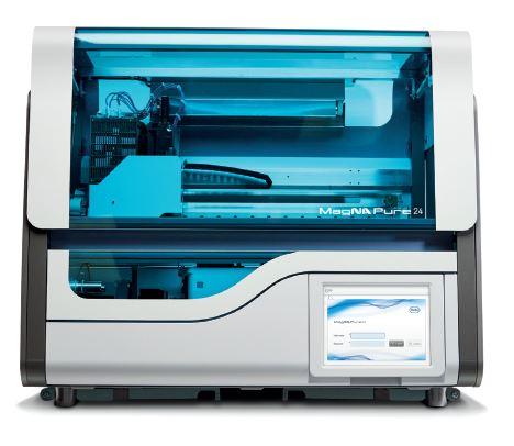 MagNA Pure 24 全自动核酸纯化仪