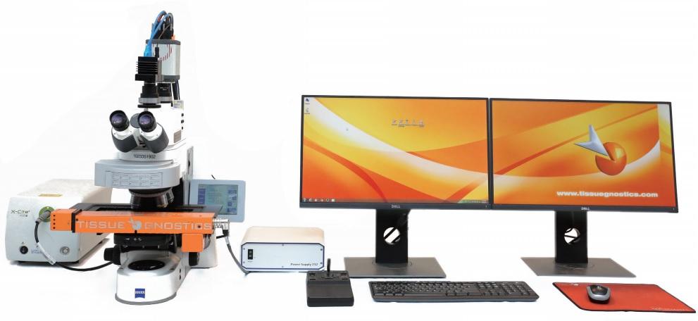 普迈TissueFAXS Systems全景组织细胞定量分析系统