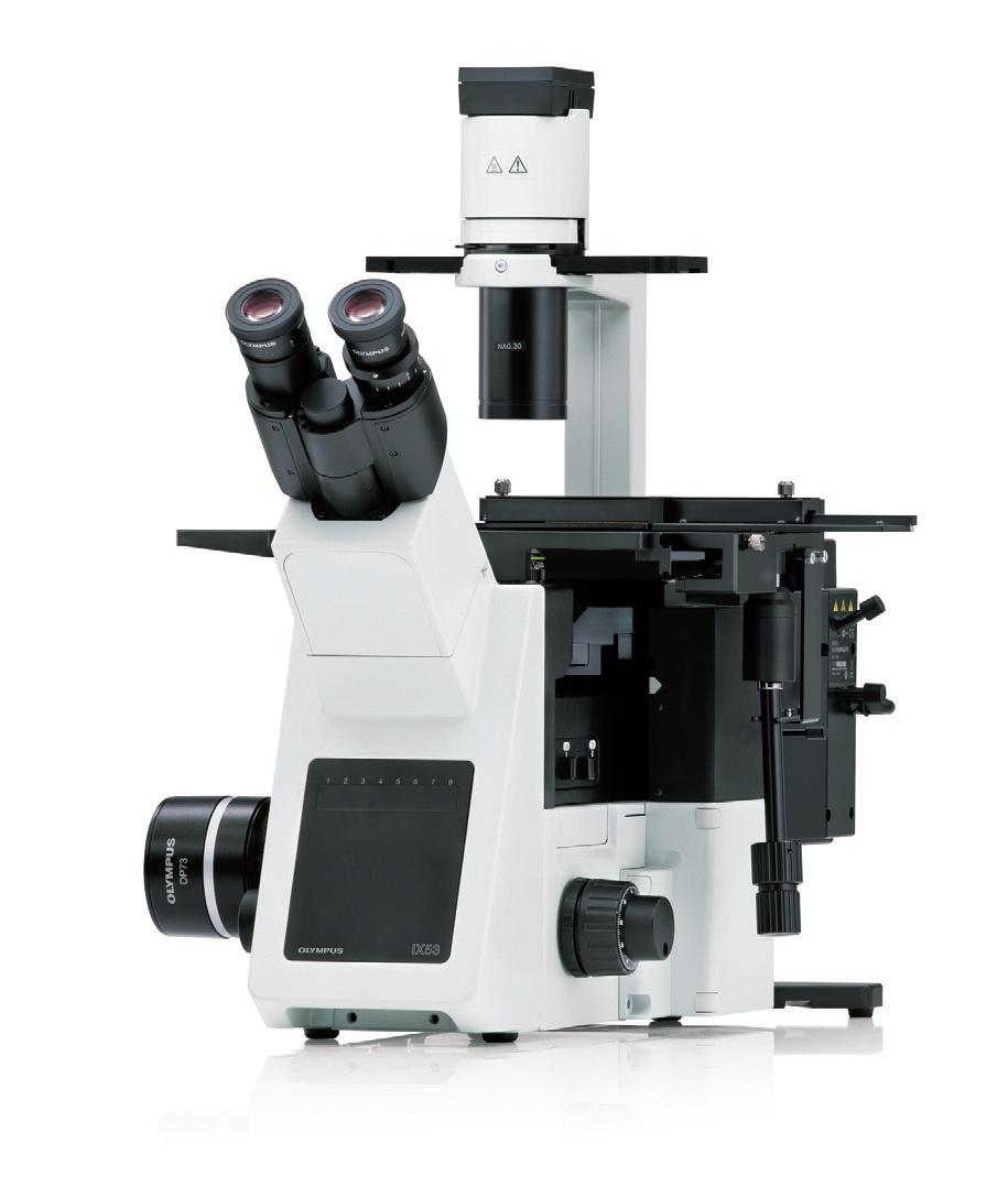 OLYMPUS IX53 倒置显微镜