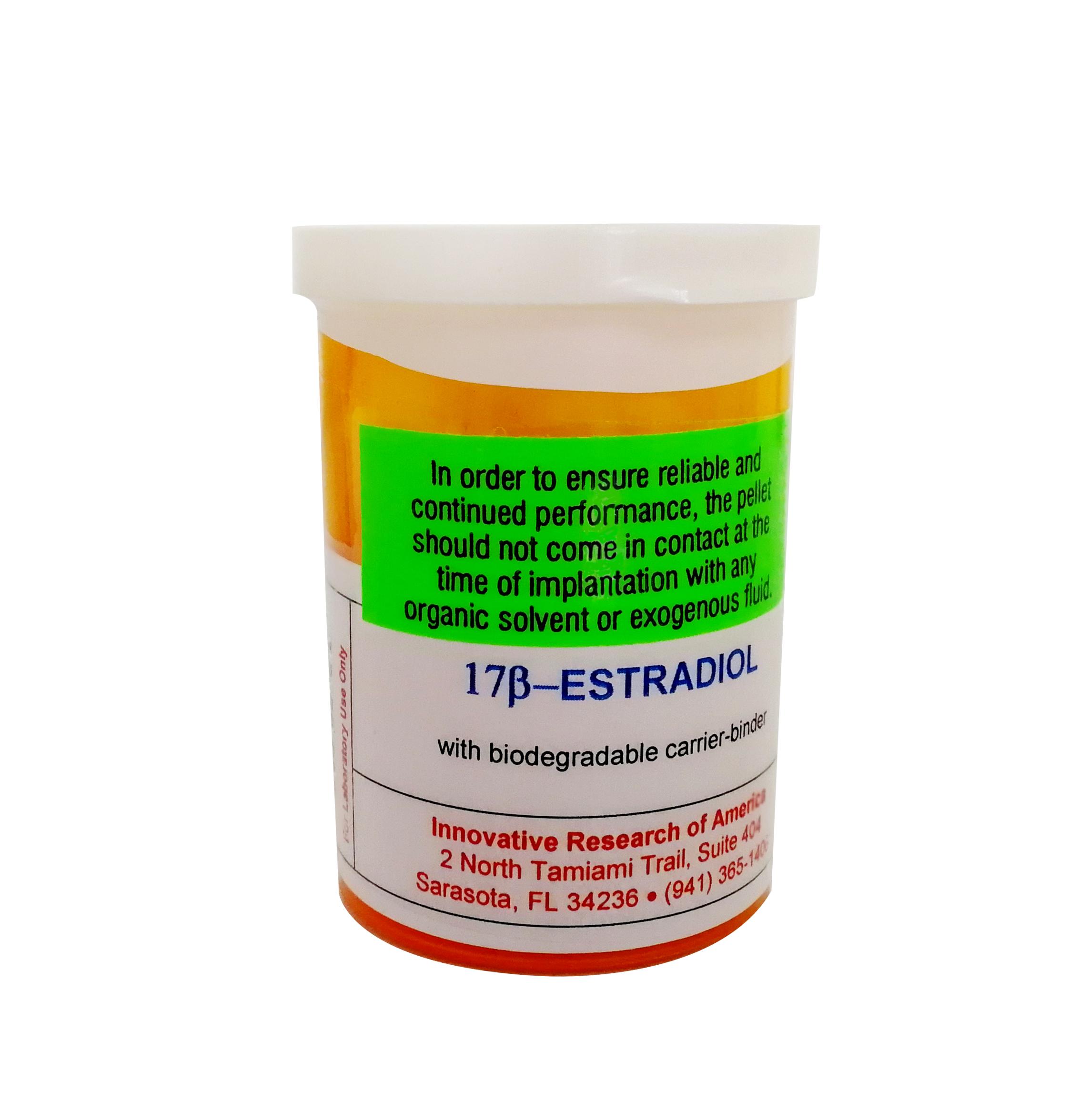 17β-Estradio  雌二醇缓释药片  SE-121