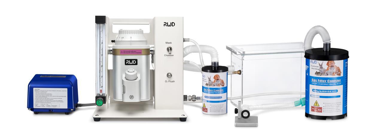R500小动物通用型麻醉机-通用型/异氟烷