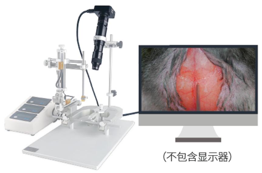 脑立体定位仪高景深数码显微镜