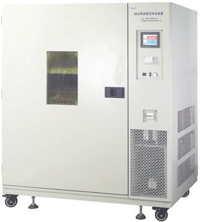 上海一恒LHH-1000GSD LHH-1000GSP大型药品稳定性试验箱(带光照控制)