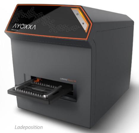 Lunaris Reader 96/ 384阵列微珠多重蛋白检测系统