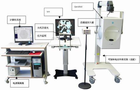 罗兰RETI-Port/Scan 21眼电生理
