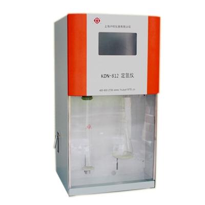 上海纤检KDN-812定氮仪