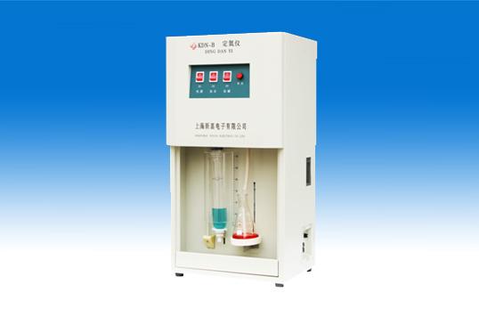 上海新嘉KDN-B定氮仪