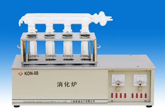 上海新嘉KDN-08消化炉