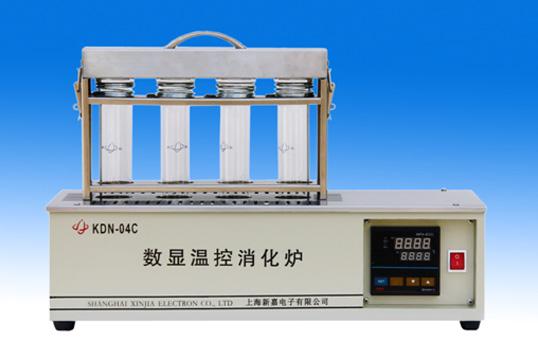 上海新嘉KDN-04C数显温控消化炉