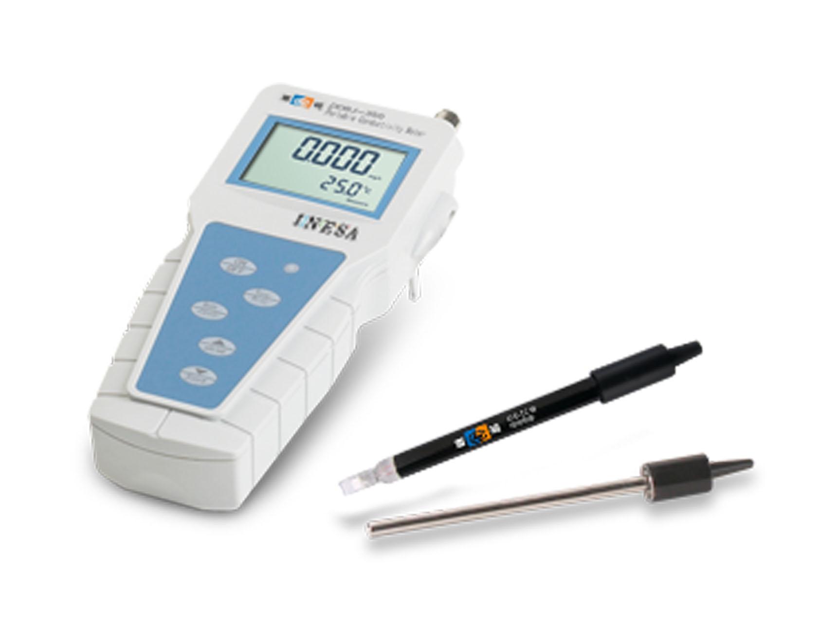 上海雷磁 DDBJ-350便携式电导率仪