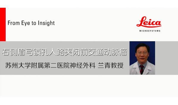 专访苏大附二院兰青:锁孔手术在中国这 20 年带来了什么,中国牵头的国际专家共识将出版