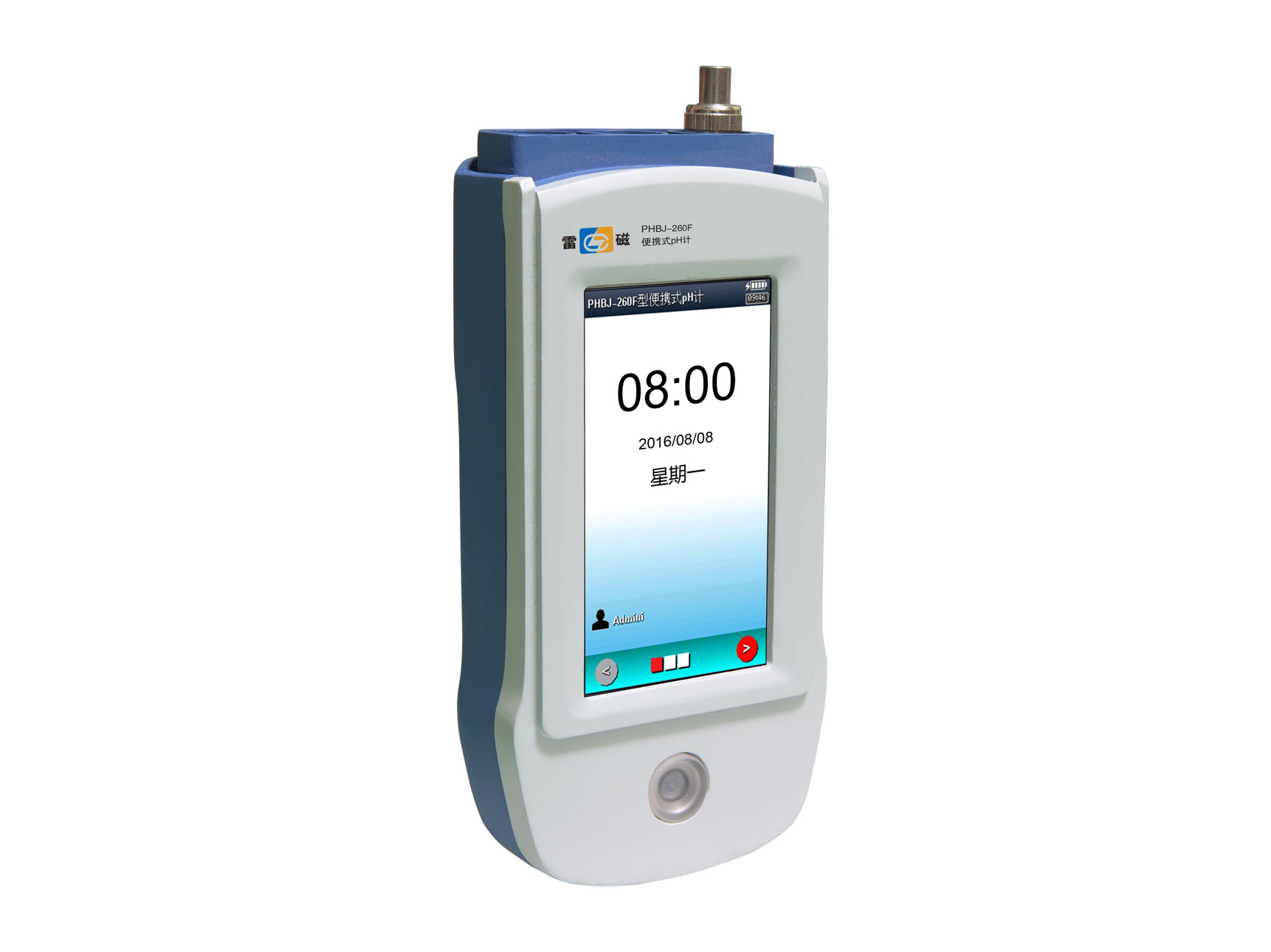 上海雷磁 PHBJ-260F便携式pH计
