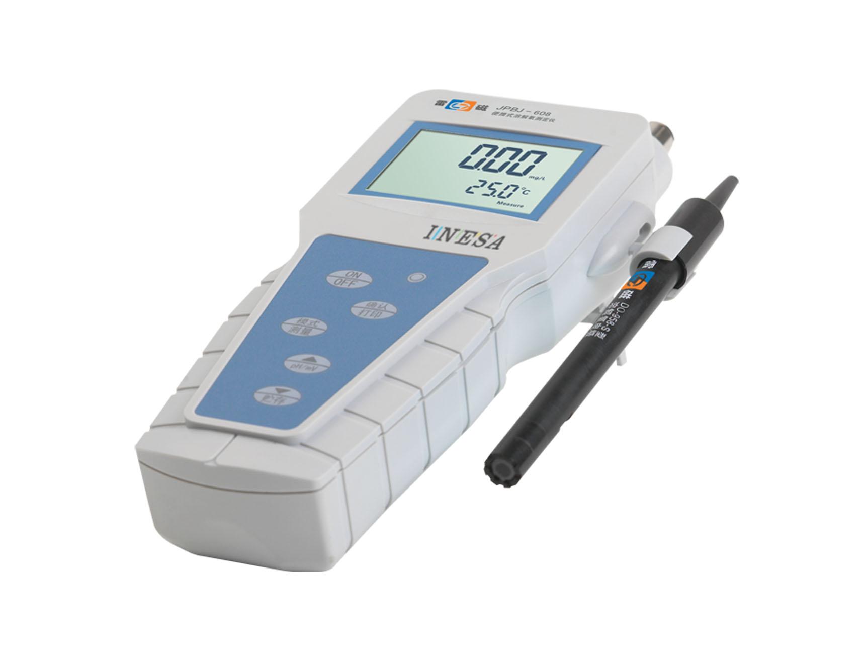 上海雷磁JPBJ-608便携式溶解氧分析仪