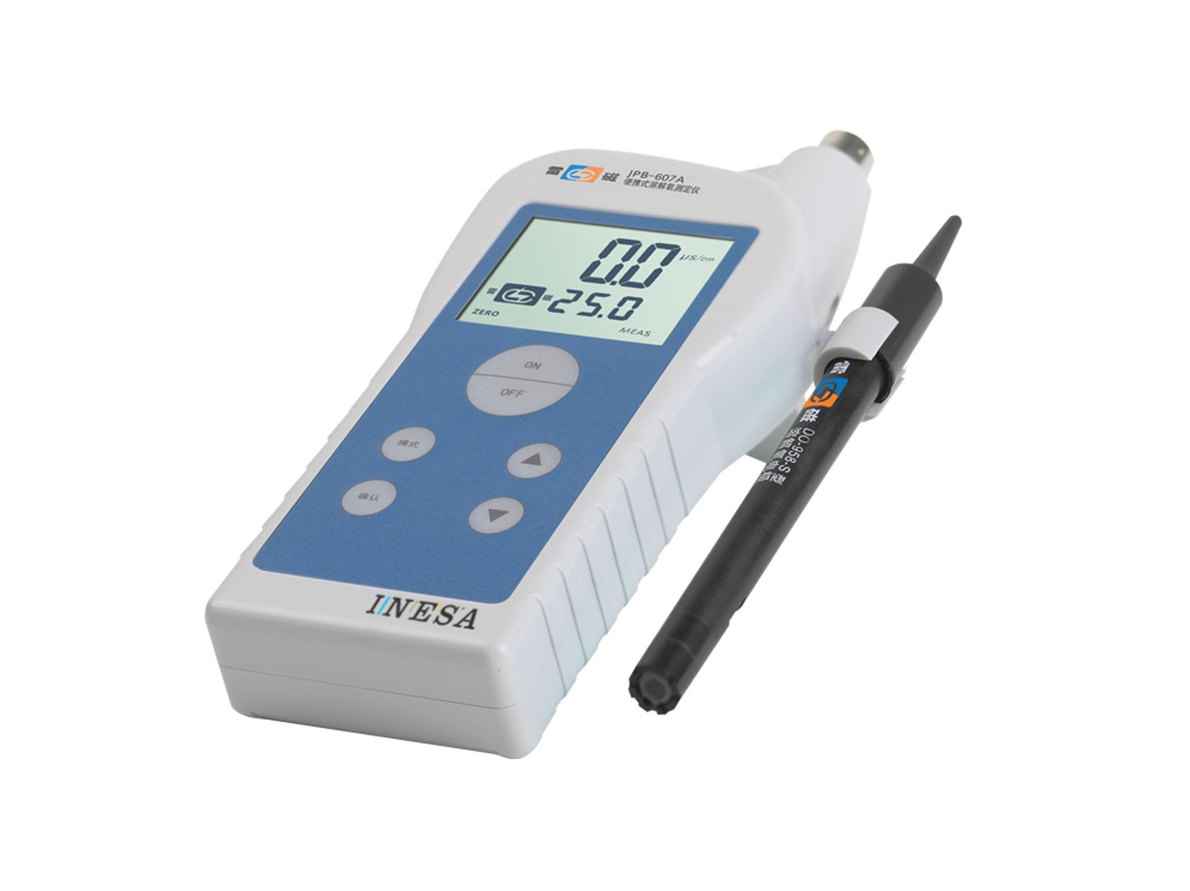 上海雷磁JPB-607A便携式溶解氧分析仪
