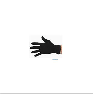 高灵敏度黑色腈手套