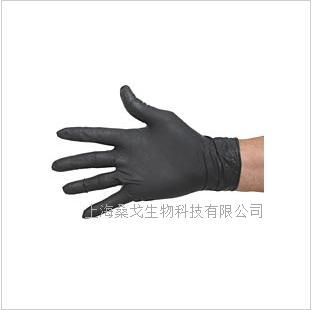 黑色腈手套