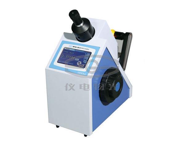 上海物光WYA-3S 数字阿贝折射仪(LED)