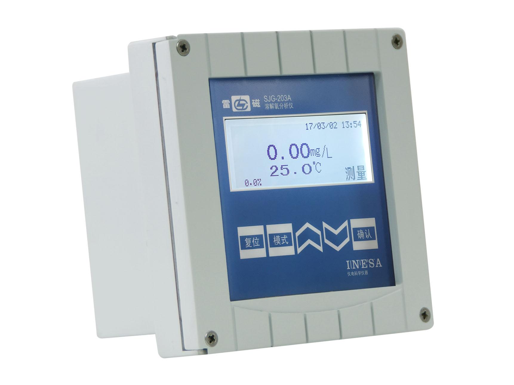 上海雷磁SJG-203A溶解氧分析仪