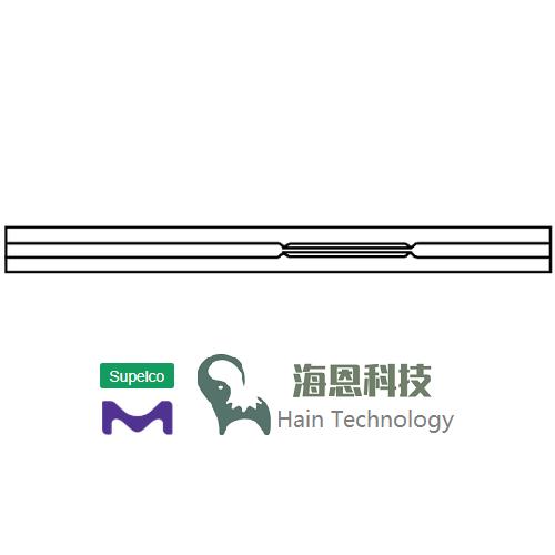 进样口衬管,分流/不分流式 FAST FocusLiner™ (填充玻璃棉)