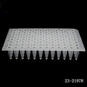 200μl 96孔無裙邊 PCR 板,透明,非滅菌