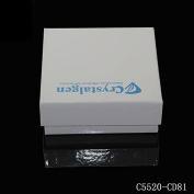 打蜡纸冻存盒 (长x宽x高) 134x134x50.8mm, 9x9分格,无孔(for 2ml Tube)