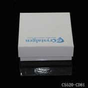 打蜡纸冻存盒 (长x宽x高) 134x134x76.2mm, 9x9分格,无孔(for 5ml Tube)