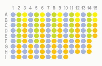 食管癌127点组织芯片HEso-Squ127Lym-01