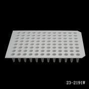 100μl 96孔無裙邊 PCR 板,白色,非滅菌