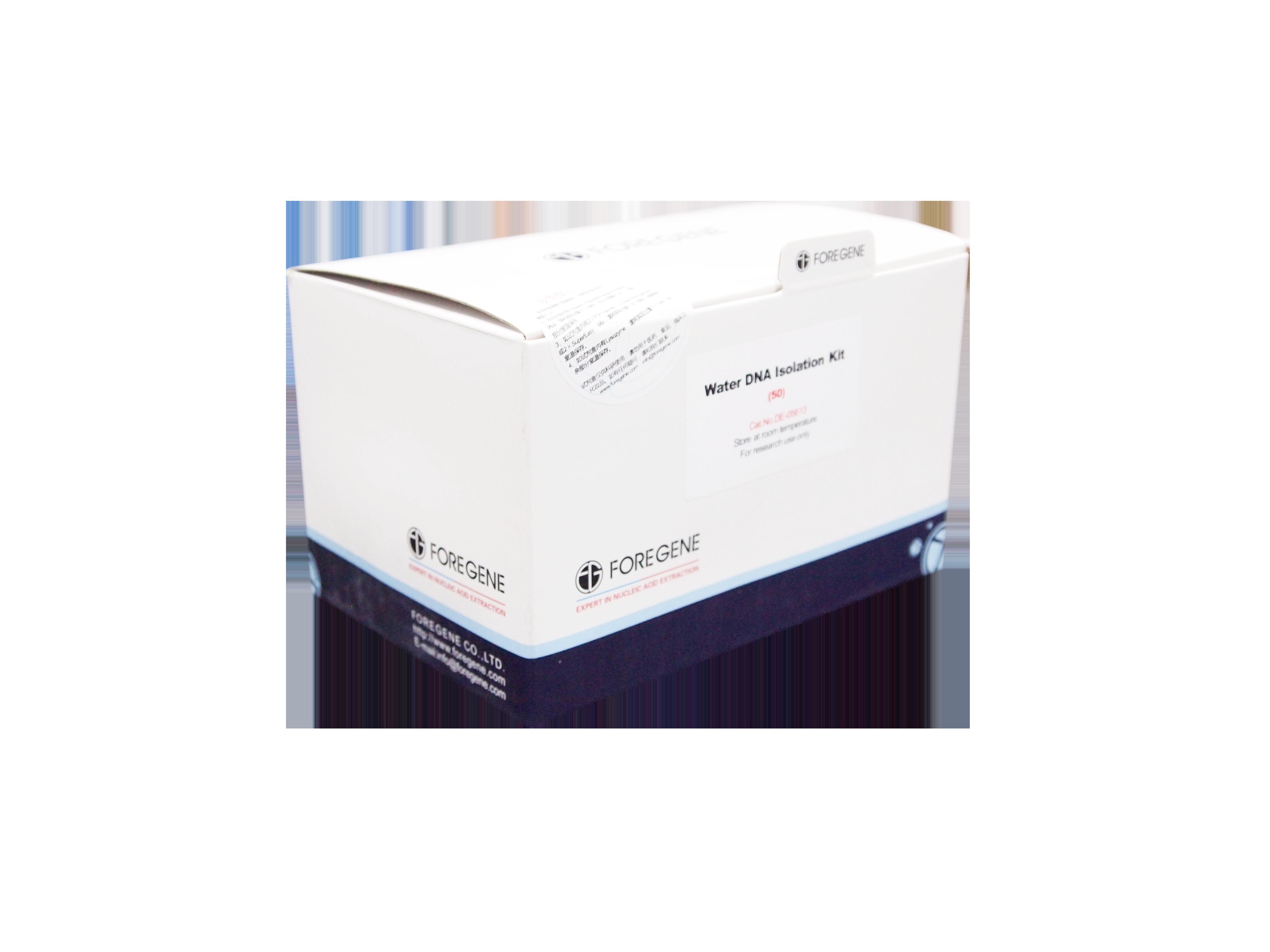 水体基因组DNA提取试剂盒Water DNA Isolation Kit