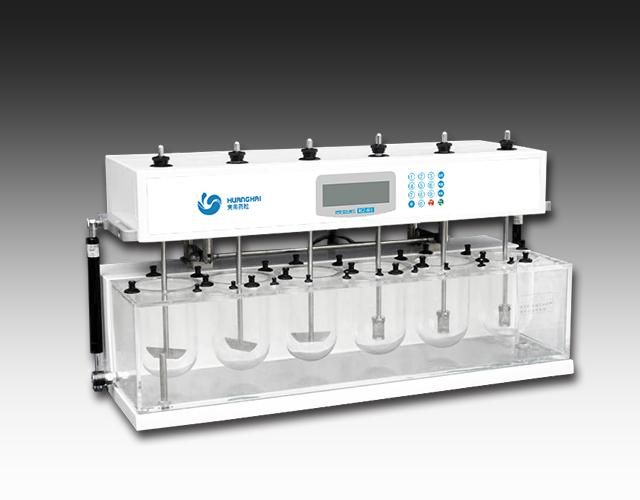 上海黄海药检RCZ-6B3药物溶出度仪