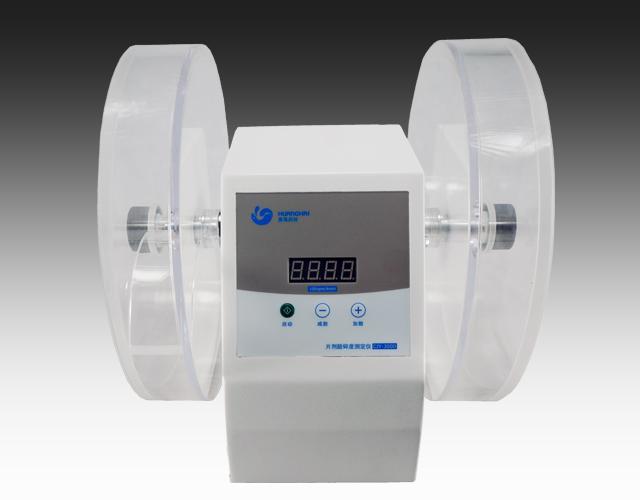 上海黄海药检CJY-300D片剂脆碎度测定仪