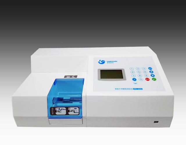 上海黄海药检YPD-300C片剂硬度测定仪
