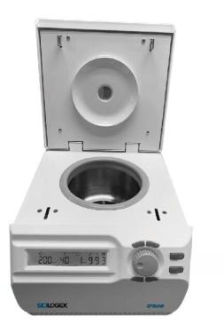 赛洛捷克SCILOGEX台式高速微量冷冻离心机 CF1524R