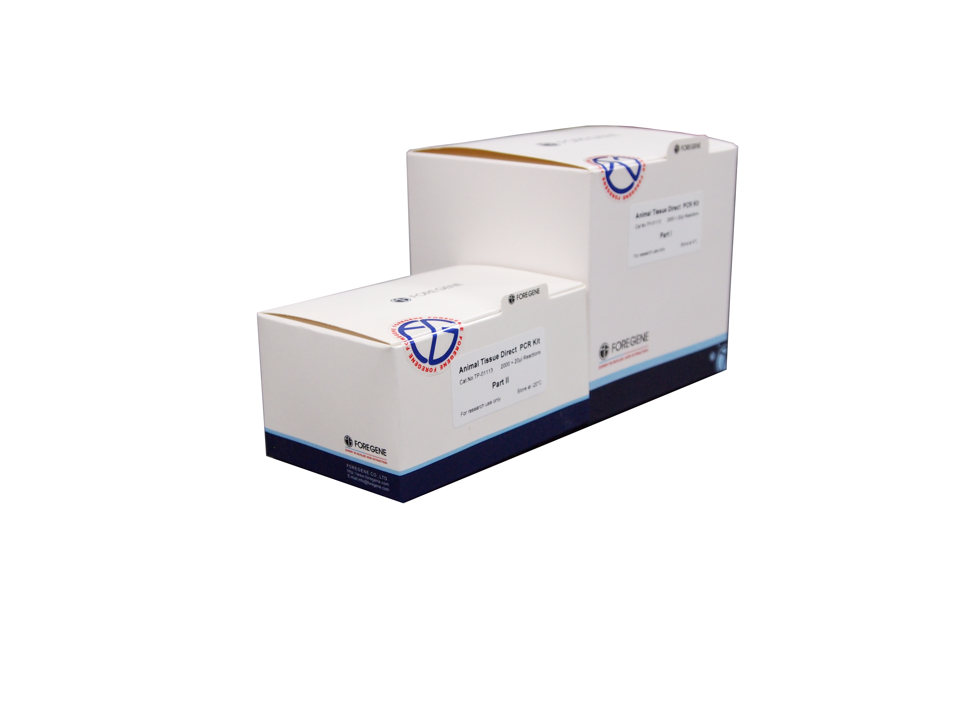动物组织直接PCR试剂盒(65°C裂解)